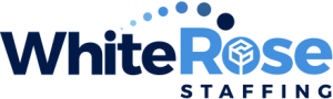 White Rose Staffing Logo